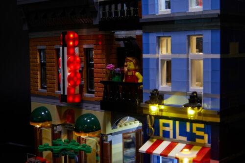 LED Lighting kit fits LEGO ® Detective/'s Office set 10246