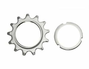"Sporting Goods Fashion Style Fixie Bike Cog 1/2"" X 1/8"" Lock Ring 13t/14t/15t/16t/17t/18t Track Bicycle Neither Too Hard Nor Too Soft"
