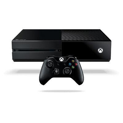 Microsoft Xbox One 1 TB Black Console Very Good Condition
