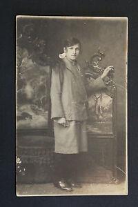 Postcard-Antique-Various-Portrait