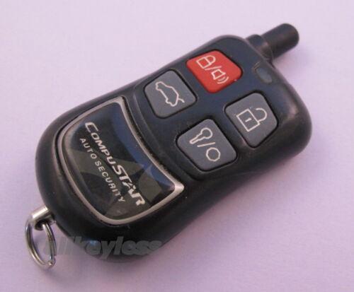 COMPUSTAR O44JR1600 keyless entry remote fob transmitter clicker alarm