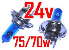 24V 70W H4 4800K Spotlight Bulbs For MAN Tga Tgm Tgl Le L2000 8 18 26