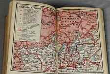 Buch: ITALIEN - Nagels Reiseführer mit 92 Tafeln & 79 Plänen von 1958   /S240