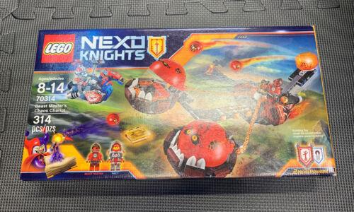*NEW* LEGO NEXO KNIGHTS SET 70314