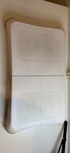 Nintendo Wii Balance Fit Board W/ New Feet And Manual RVL-021