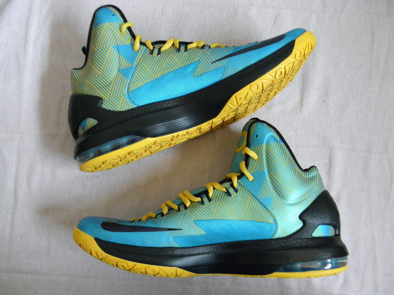 Nike Air Max Zoom KD5 KD 5 V Five N7 size 11 VNDS worn twice Elite Kevin Durant