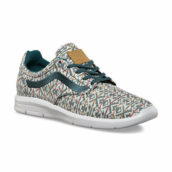VANS ISO 1.5 (Blanket Weave) Atlantic Deep 7 ULTRACUSH WOMEN'S Schuhes Größe 7 Deep 8f0d27