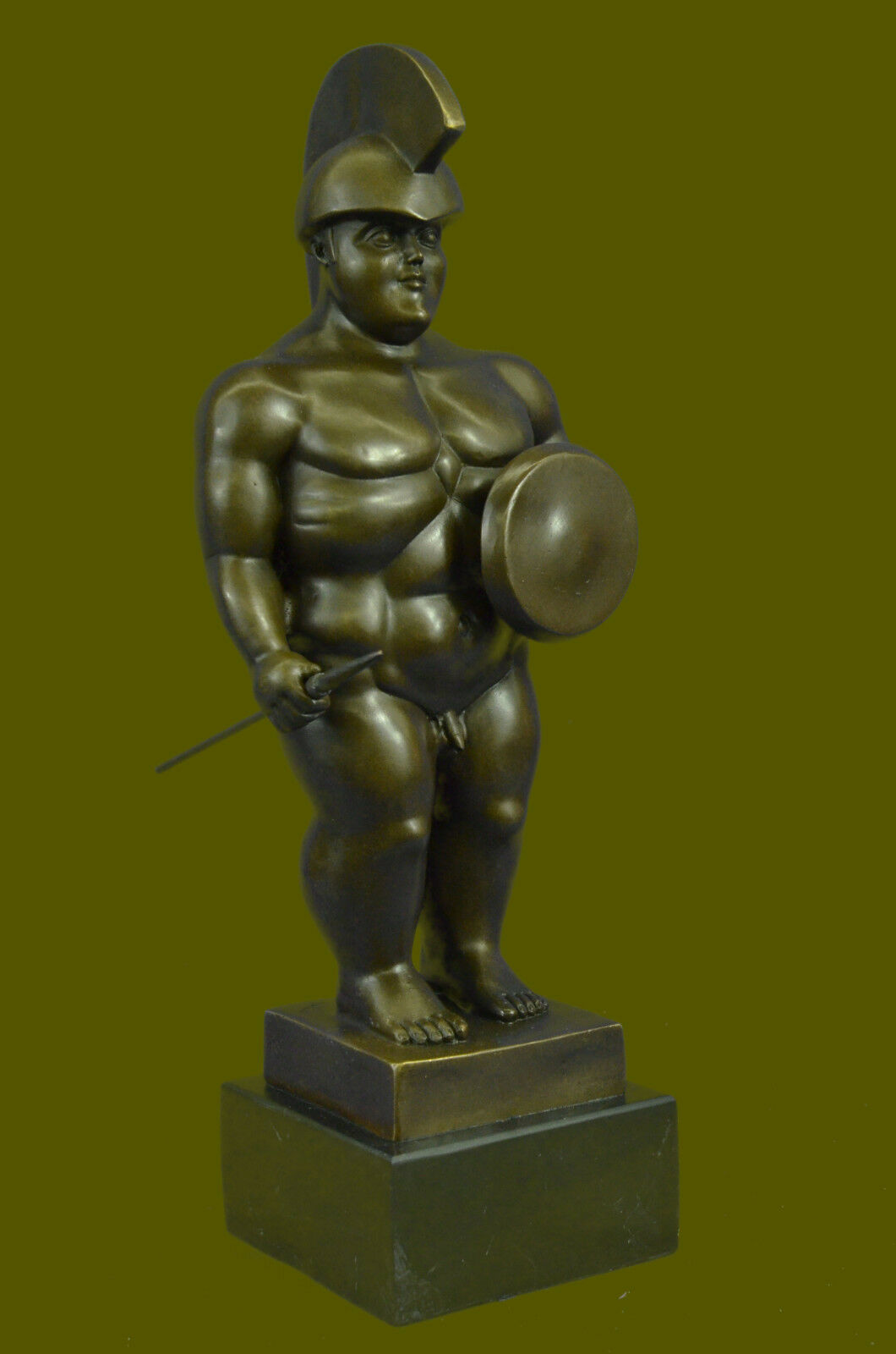 bronze sculpture abstract s fernando botero statue art. Black Bedroom Furniture Sets. Home Design Ideas