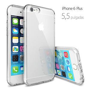 carcasa iphone 6 plus transparente
