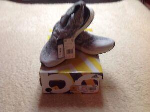 Hombres Parley gris Adidas Ultraboost 8 Uncaged Talla Blanco RwEqOnXaq