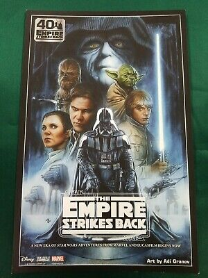 The Empire Strikes Back Star Wars 40th Anniversary Green Base Card #2 Star Wars