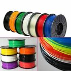 Premium 3D Printer Filament 1.75mm 3mm ABS/PLA 1kg/2.2lb RepRap MarkerBot