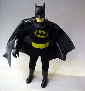 Poupee Batman 20 Cm Genre Mego