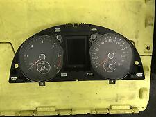 Vw Volkswagen Passat CC Speedo Meter Instrument Cluster 2.0 Tdi Cff 3C8920970S
