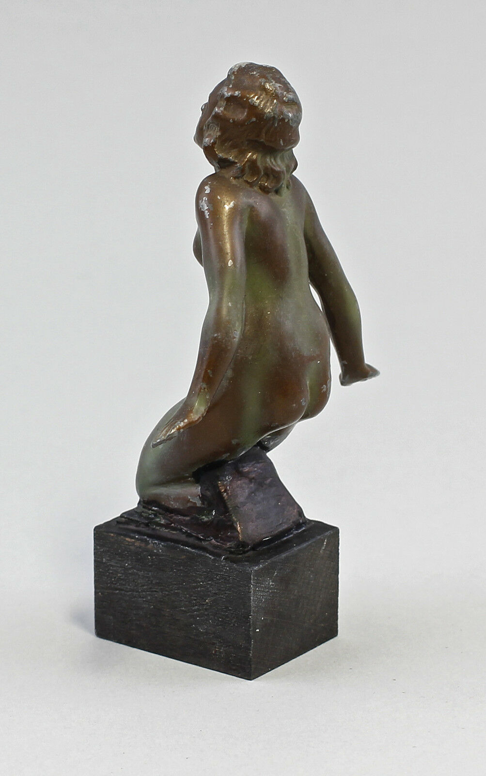 Petite Sculpture Féminin Acte zinkspritzguss Art Nouveau pour 99838037 1900 99838037 pour ef1640