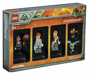 LEGO-5005255-6232946-JURASSIC-WORLD-ED-Limitata-Fallen-Kingdom-PROMO-NEW
