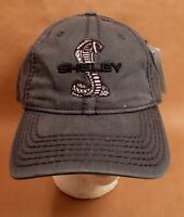 Shelby Cobra Ford Hat Cap Usa Embroidery Prefaded