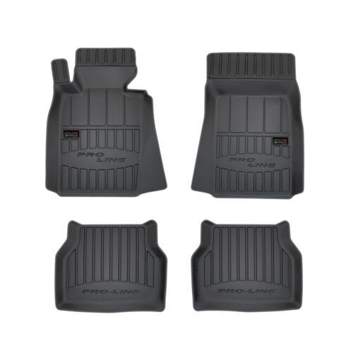 4-teilige Fußmatte 3D TPE für BMW E39 Serie 5 Bj 1995-2003