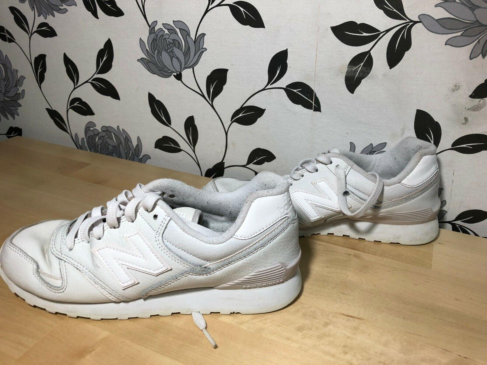 New Balance U446 WL Unisex shoes Sneakers White UK7