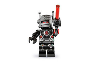 Lego-Minifigures-8833-Series-8-Evil-Robot-Brand-New-in-Factory-Sealed-Packet