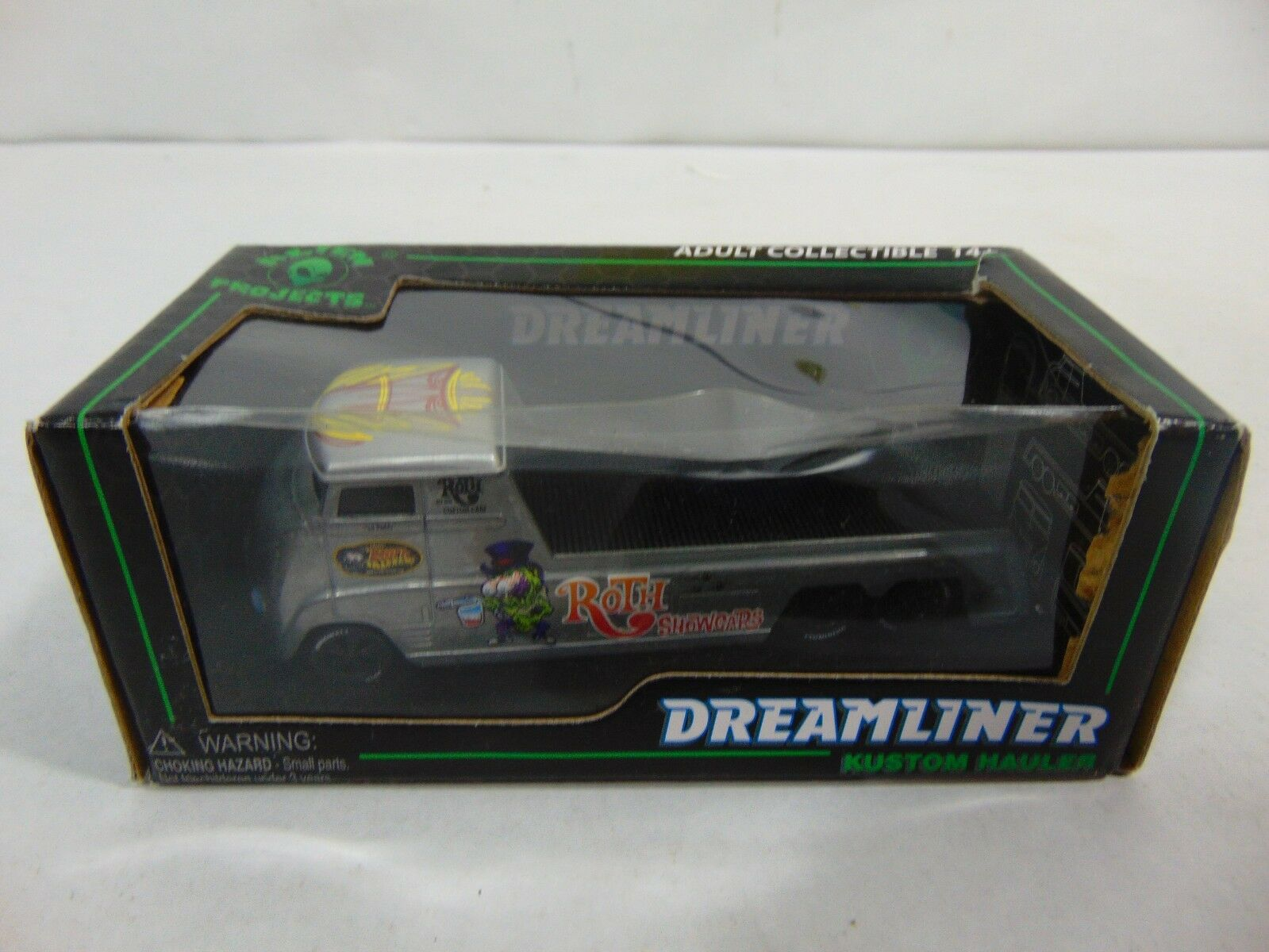 Dreamliner Limited Edition Alien Projects redh Showcars Alloy Edition Chase 237
