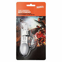 Marbles Camper's Best Friend Spork Can Opener And Bottle Opener Mr290c