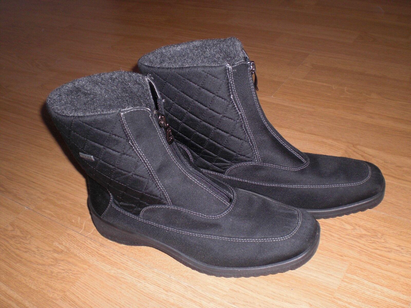 Stiefel von ara (Goretex) in Größe 6 1/2 (= (= (= 40), Weite H, neuwertig 48590b