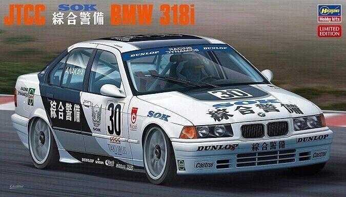 Hasegawa 1 24 Sok BMW 318i ( Jtcc ) Maqueta de Plástico en Kit 20326 Hsg20326