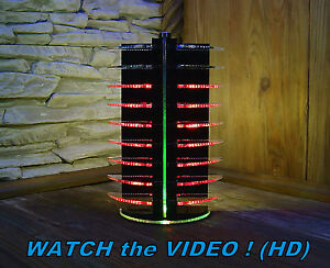 LED-Stage-Lighting-Disco-Party-Club-DJ-Light-RED-RGB-VU-Meter-Signal-Processors