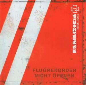 RAMMSTEIN - REISE, REISE (2004) Till Lindemann Landers CD Jewel Case+FREE GIFT