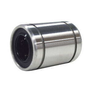 LMHP 6//8//10//20//25//30//40UU Oval Guided Flange Router Shaft Linear Bushing Bearing