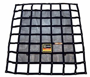 Image Is Loading Heavy Duty Cargo Net Roof Rack Amp Interior