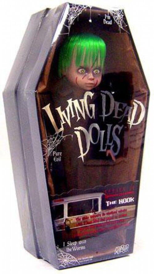 Living Dead Dolls Serie 17 leyendas urbanas el gancho de la muñeca