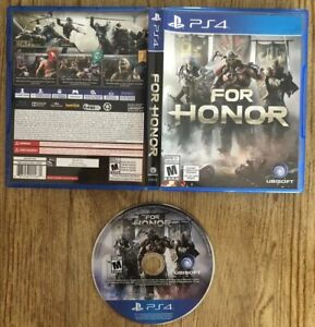 For-Honor-Ps4-Sony-PlayStation-4