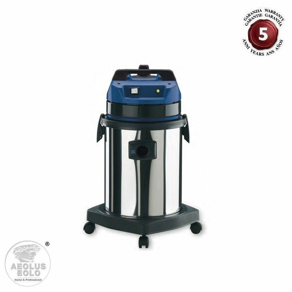 PROFESSIONAL VACUUM CLEANER FOR TOXIC HARMFUL SUBSTANCES  EOLO LP33 - 230 Volts