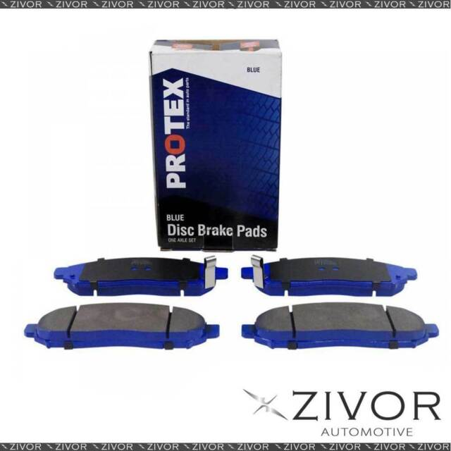 PROTEX Front Brake Pads For Nissan Pulsar N15 SSS Express Post By ZIVOR