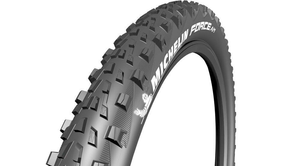 Michelin Force Am Comp Gum-X Bike Tyre 66-584(27,5×2,60 ″) 650B