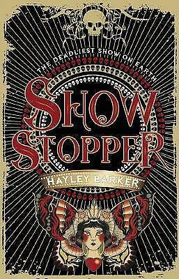 Show Stopper by Barker, Hayley, Good Used Book (Paperback) Fast & FREE Delivery!