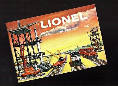 1958 Lionel Giocattolo Catalogo: Original Ragazze Accessori 746 Santa Fe,dei