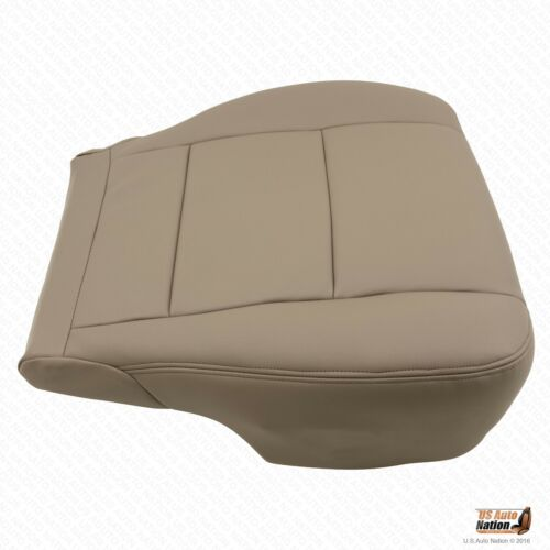 Front RIGHT Bottom Replacement Leather Cover Tan For 2003 2004 Toyota Sequoia
