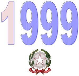 ITALIA-Repubblica-1999-Singolo-Annata-Completa-integri-MNH-Tutte-le-emissioni