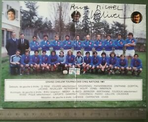 BB14-Photo-dedicacee-Autographe-BE-Rugby-tournoi-des-5-nations-1981