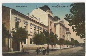Hungary-Satoraljaujhely-Postcard-B272