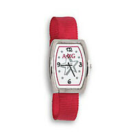 American Girl My Ag Dressy Watch For 18 Dolls Pink Clock Accessory Retired