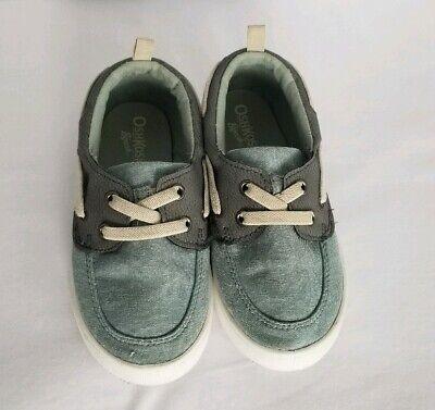 OshKosh BGosh Kids Albie Boys Boat Shoe