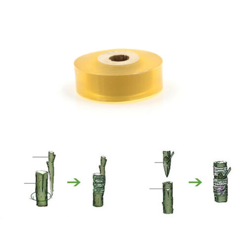 Plant Pruning Strecth Graft Budding Tape Floristry Pruner Fruit Tree Grafting LU