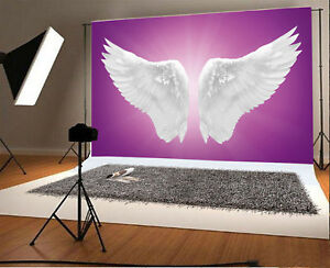5x5FT Vinyl Backdrop Photographer,Butterfly,Colorful Ornate Wings Photo Backdrop Baby Newborn Photo Studio Props