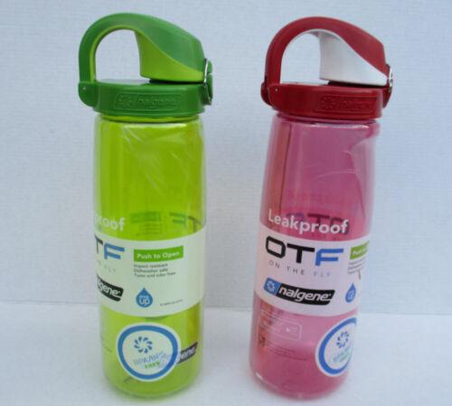 Nalgene OTF 0,7 L 2 Flaschen in Sonderfarben  zum Sonderpreis Neu