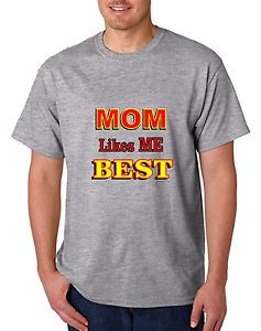 Unique-T-shirt-Gildan-Mom-Likes-Me-Best-Mother-Love-Funny-Sibling