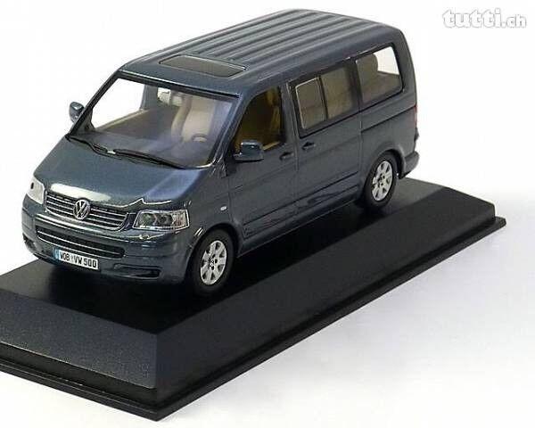 Très rare VW T5 2003 Multivan Gris Anthracite 1:43 Minichamps (concessionnaire modèle) | Techniques Modernes  | Commandes Sont Les Bienvenues  | Vendre Prix  | Une Forte Résistance à Chaleur Et Résistant